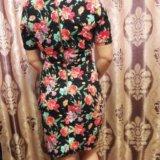 Цветочное платье. Фото 2.