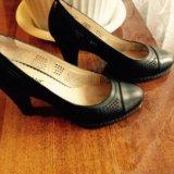 Туфли натуральная кожа очень красивые и удобные. Фото 3. Москва.