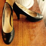 Туфли натуральная кожа очень красивые и удобные. Фото 2. Москва.