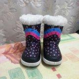 Сапожки зимние. Фото 1. Красноярск.