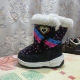 Сапожки зимние. Фото 2. Красноярск.