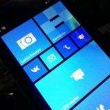 Lumia 630. Фото 1.