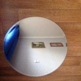 Зеркало круглое. Фото 1.