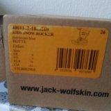 Сапожки jack wolfskin 26 размер (зима). Фото 3.