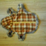 Пальто для маленьких пород собак. Фото 1.