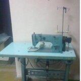 Производственная швейная машинка. Фото 2.