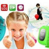 Детские умные часы телефон с gps трекером. Фото 2.