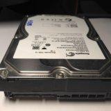 Жесткий диск sata2 seagate st31000524as  1000gb. Фото 1.