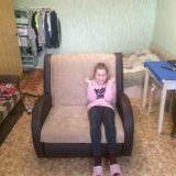 Кресло-кровать. Фото 3. Москва.