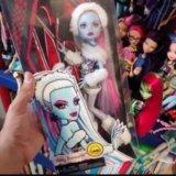 Эбби кукла монстр хай. Фото 1.