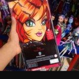 Тора кукла монстр хай. Фото 1.