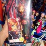 Тора кукла монстр хай. Фото 2.
