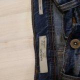 Брюки джинсовые. Фото 2. Уфа.