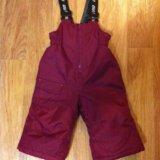 Куртка полукомбинезон  детский. Фото 2.