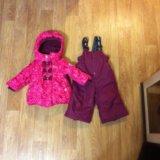 Куртка полукомбинезон  детский. Фото 3.