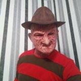 Фрэдди крюгер хэллоуин маска кошмар на улице вязов. Фото 4. Москва.