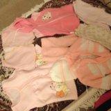 Детская одежда с нуля до шести месяцев. Фото 4.