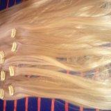 Искусственные волосы на заколках. Фото 3.