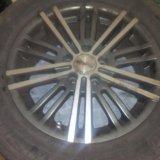 Диски шины летние r15 5x100 195-65-15. Фото 3.