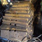 Новые цепи в сборе на бульдозер d65. Фото 1. Брянск.