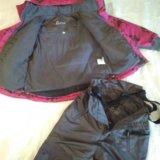 Зимний костюм ketch р.104-110. Фото 4.