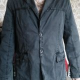 Пиджак ветровка. Фото 3.