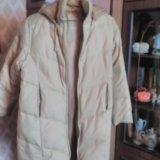 Пуховое пальто. Фото 4.