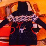 Платье шерстяное gakkard. Фото 2.