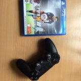 Playstation 4+игра в подарок fifa 16. Фото 2.