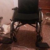 Коляска инвалидная. Фото 1.