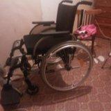 Коляска инвалидная. Фото 2.