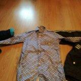 Детские вещи (осенняя куртка, зимние штаны,рубашки. Фото 2.