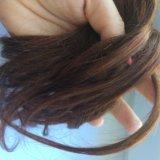 Волосы на заколках. Фото 4.