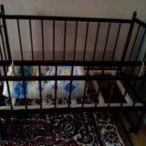 Детская кроватка. Фото 4. Ульяновск.