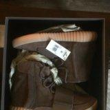 Yeezy boots 750. Фото 1.