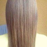 Кератирование ламинирование волос долгопрудный. Фото 4.