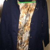 Пальто - куртка. Фото 1.