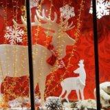 Снежинки из пенопласта, новогодний декор. Фото 1. Москва.
