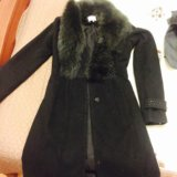 Женское пальто мех натуральный. Фото 2.