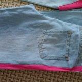 Спортивный джинсовый костюм. Фото 3.