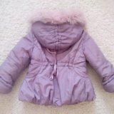 Куртка зимняя на 3-5 лет. Фото 3. Краснодар.