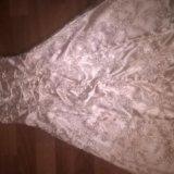 Нарядное платье на 5-7 лет. Фото 2.