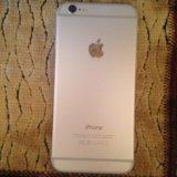 Iphone 6 16 gb silver,комплект,отл сост+чек. Фото 3.