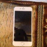 Iphone 6 16 gb silver,комплект,отл сост+чек. Фото 4.
