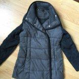 Куртка осенняя теплая. Фото 1.