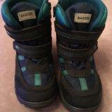 Зимние ботинки bartek. Фото 2.