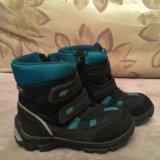 Зимние ботинки bartek. Фото 1.
