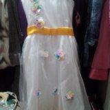 Нарядные платья. Фото 2.
