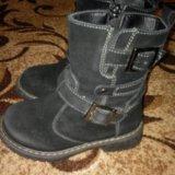 Ботинки на меху. Фото 1.
