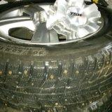 Колеса  r 16. Фото 1.